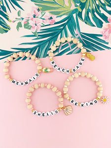 Sweet + Simple Summer Charm Bracelet