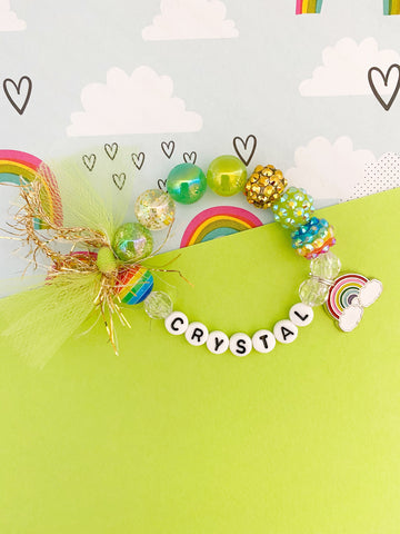 Pot of Gold Bracelet - Customizable