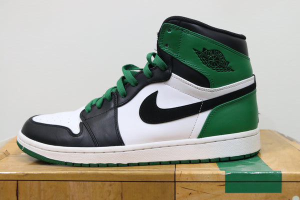 Air Jordan 1 Boston Celtic DMP Pack Size 12