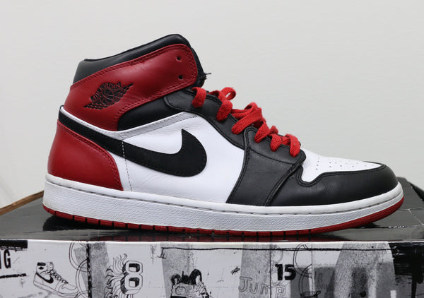 Air Jordan 1 Old Love Beginning Moments Black Toe