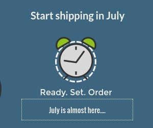 Start shipping in July