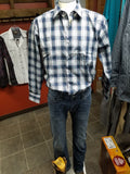 Plaid Longsleeve Shirt with Pocket
