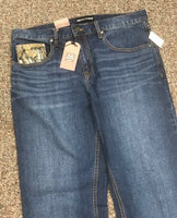 mens real tree jeans