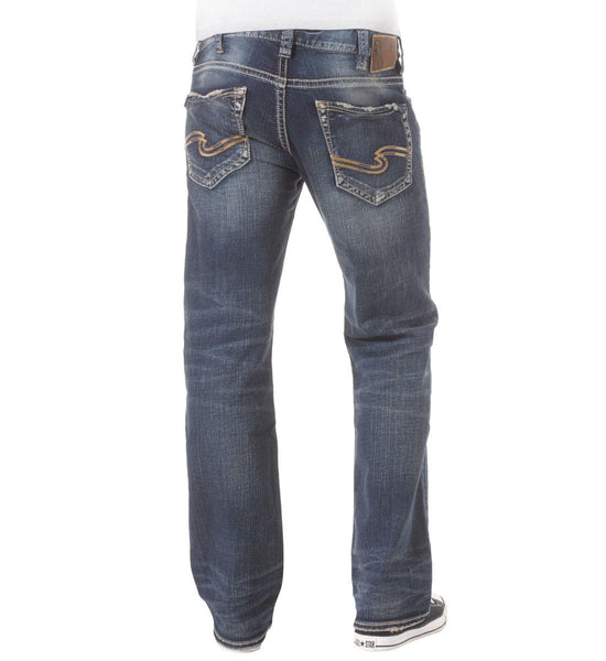 Zac Silver jean light wash