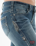 Women's jeans by cowgirl Tuff