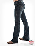 Women's Cowgirl Tuff Dark Don't Fence Me In