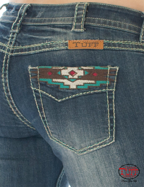 Women's Cowgirl Tuff jeans