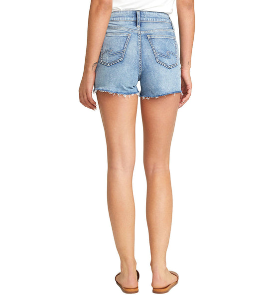Women's Silver Jean Co. Avery short