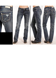 Women's Rock and Roll, boyfriend fit  jeans