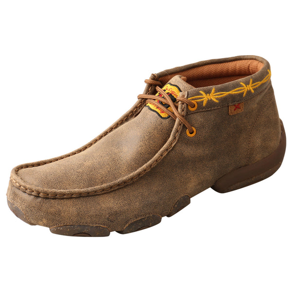 Men's Twisted X Anniversary driving moc