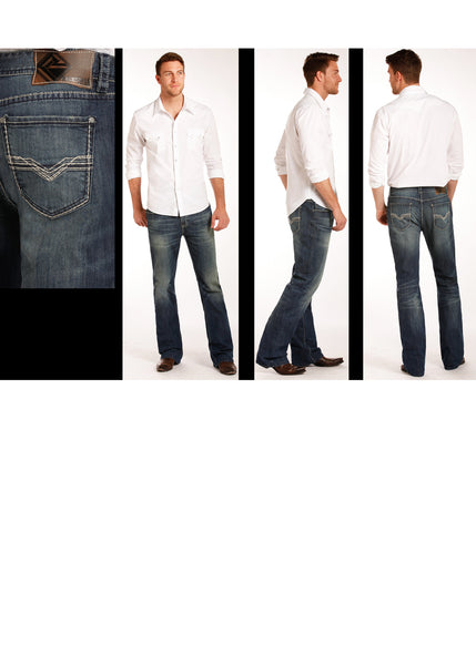 Rock & Roll Double Barrel jeans