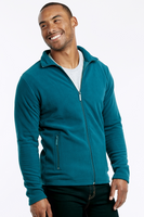polar fleece zip up