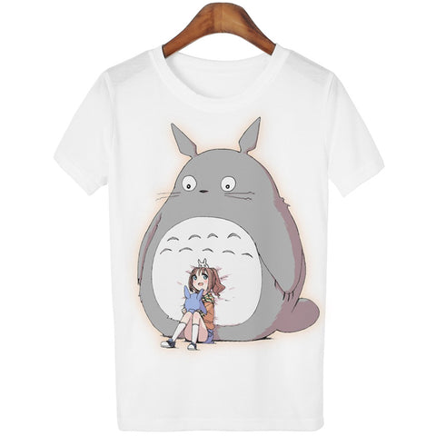 Totoro Substitute Pillow T-Shirt