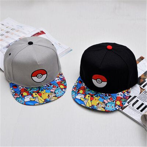 Pokemon Collage Baseball Cap