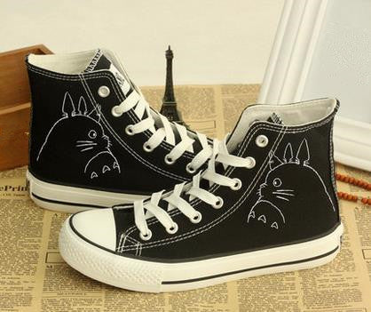 Totoro Canvas Shoes