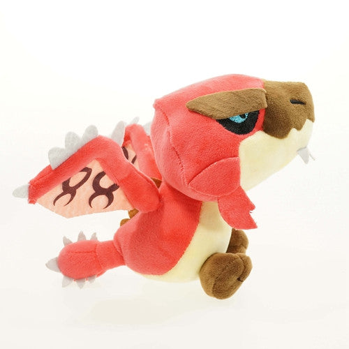 Monster Hunter Plushies