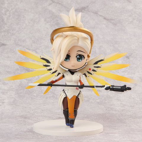 Overwatch - Cute Mercy PVC Model