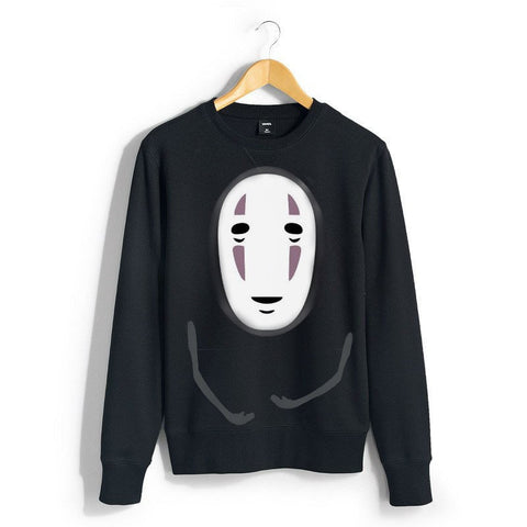 No-Face Sweatshirt