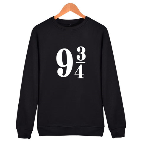 Harry Potter Platform 9 3/4 Sweatshirt