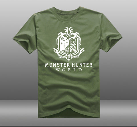 Monster Hunter World T-Shirt