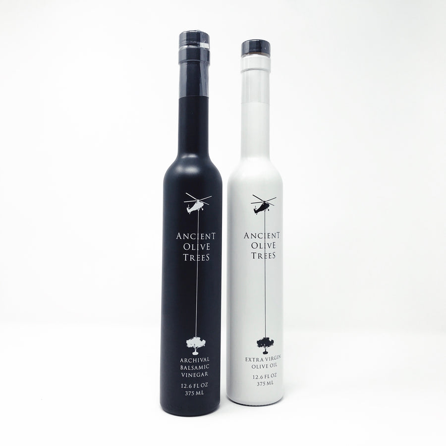 Olive Oil + Balsamic Vinegar from the CASA Gift Box | shopwhyl.com