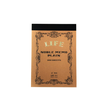 LIFE Noble Memo Writing Pad
