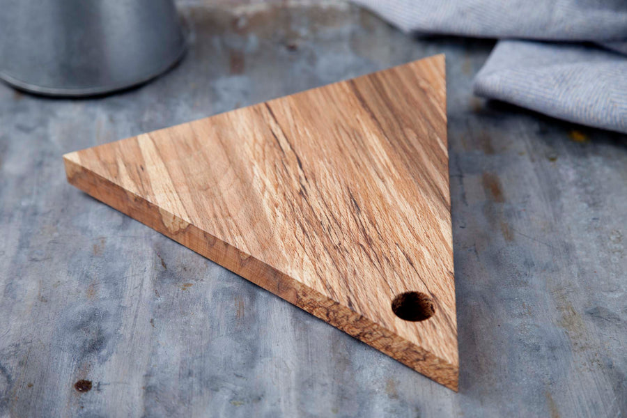 Triangle Beech Board