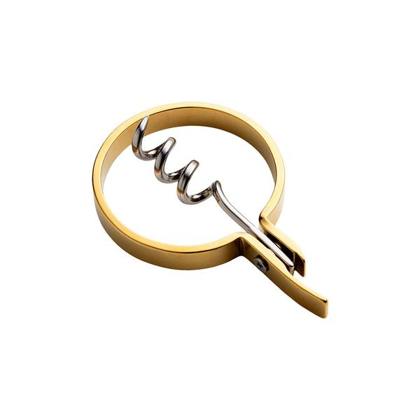 Gold Host Key