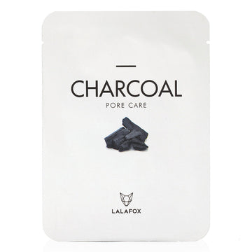 Charcoal Pore Care Sheet Mask