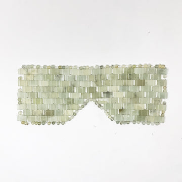 Jade Stone Eye Mask
