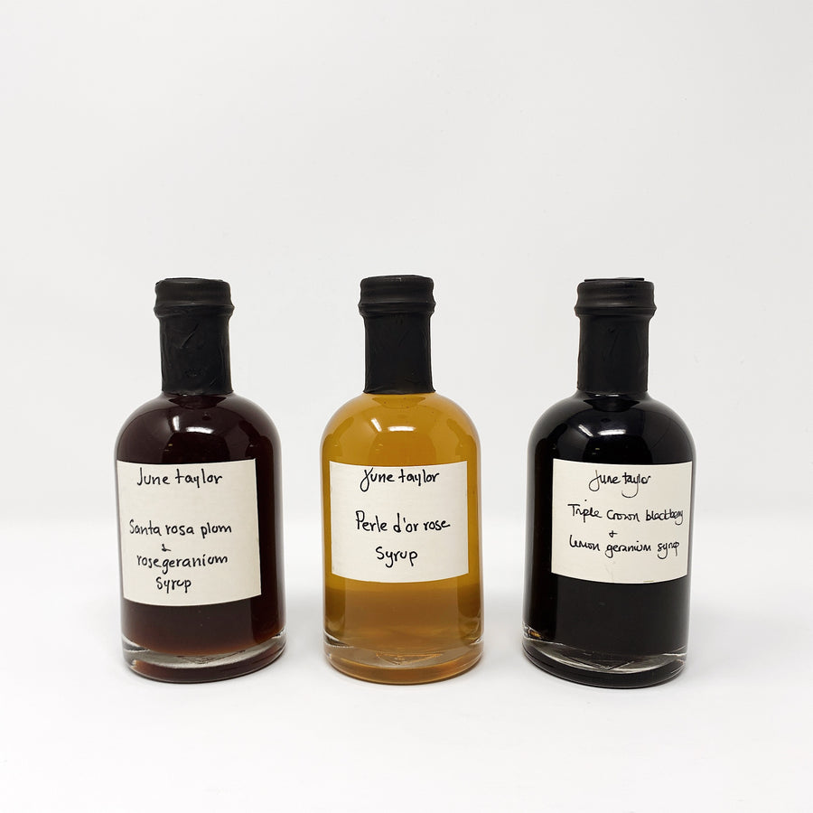 June Taylor Syrup from APERITIVO Gift Box | shopwhyl.com