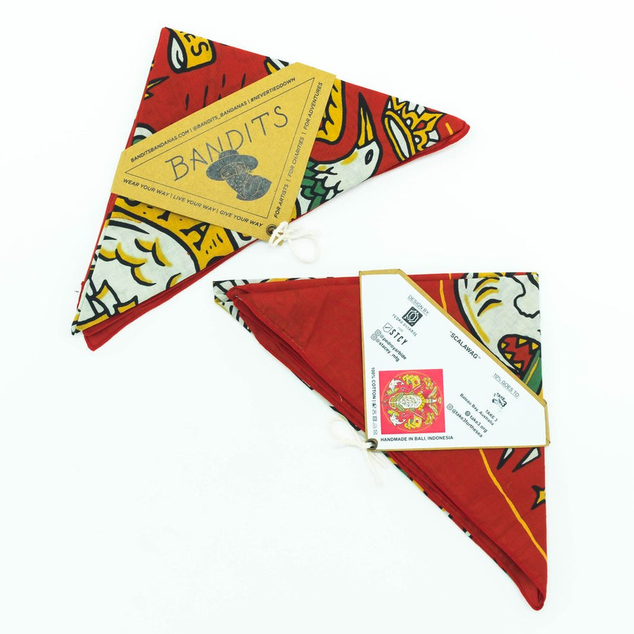 Scalawag Cotton Bandana