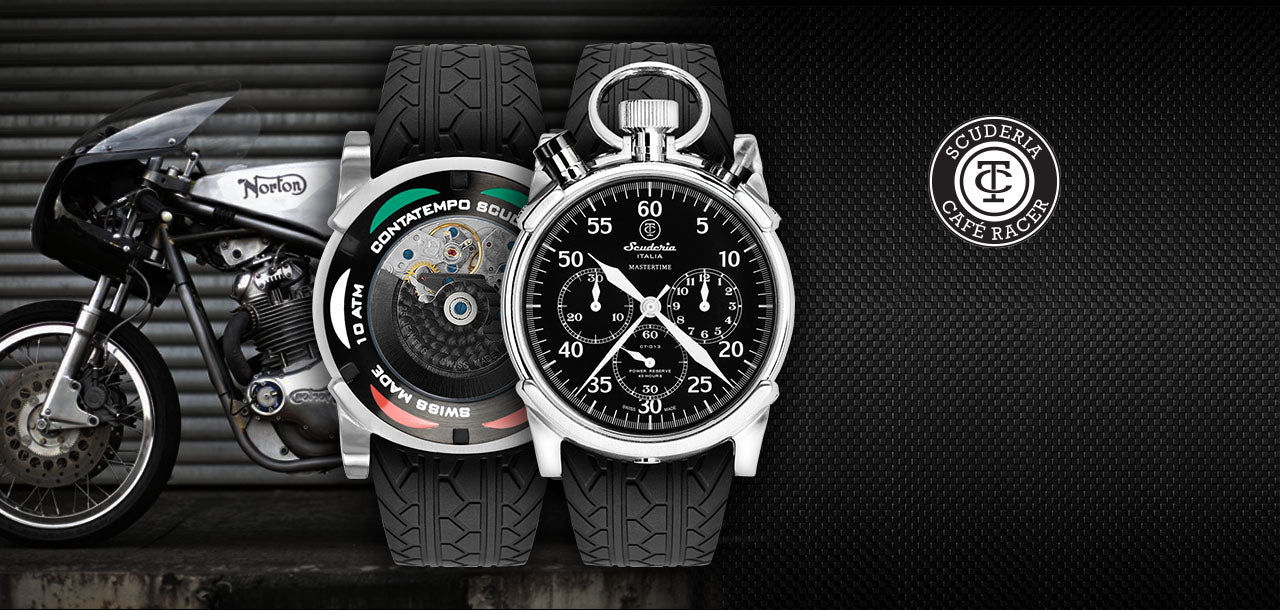CT Scuderia Watches