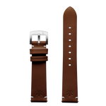 420Waldos Mary Jane Series Brown Strap with SS Buckle
