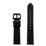 420Waldos Bud Series Black Strap with IP Black Plated Buckle