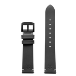 420Waldos Bud Series Dark Gray Strap with IP Black Plated Buckle