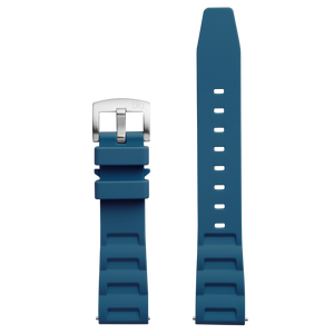 Bia 'Rosie' Dive Replacement Strap - Dark Blue Silicone