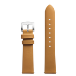 Bia Suffragette Replacement Strap - Tan Leather