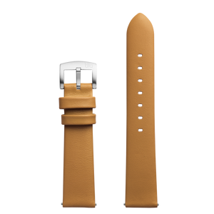 Bia 'Bernice' Sport Replacement Strap - Tan Leather