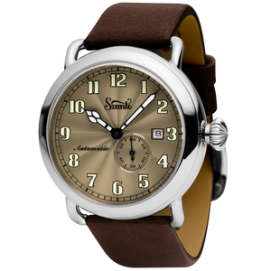 Szanto Automatic Officer Classic Round 6304