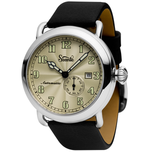 Szanto Automatic Officer Classic Round 6305