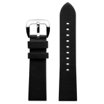 Szanto 22mm Black Leather Strap/Stainless Buckle - 6200 & 6300 Series