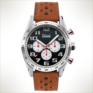 Szanto Motorsport 3001, vintage style watch