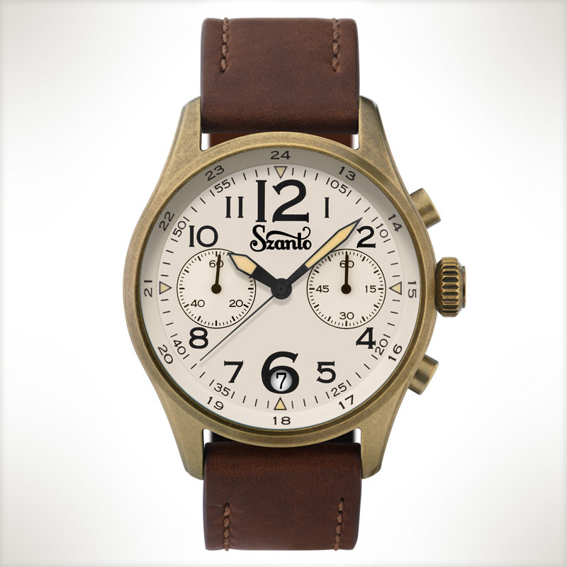 Szanto Desert Sands 4514, vintage style watch