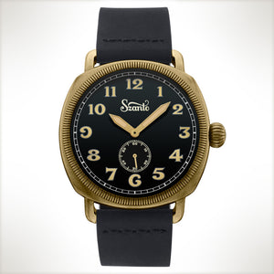 Szanto Coin Cushion 7003, vintage style watch