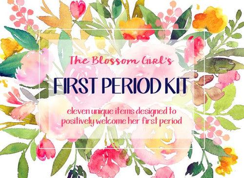 Blossom Girl's First Period Kit™