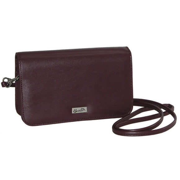 Buxton Mini Crossbody Clutch