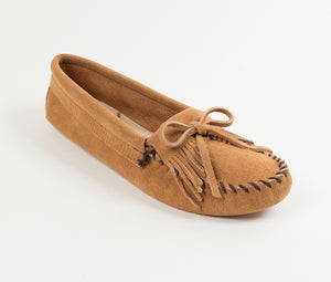 Kilty Softsole Moccasin  - Cinnamon