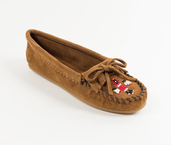 Thunderbird II Moccasin - Dusty Brown