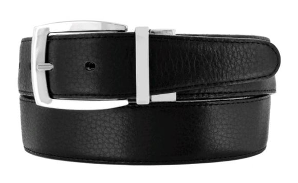 Jefferson Reversible Leather Belt
